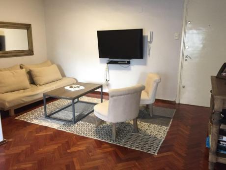 Muy Buen Apartamento En La Rambla De Malvin
