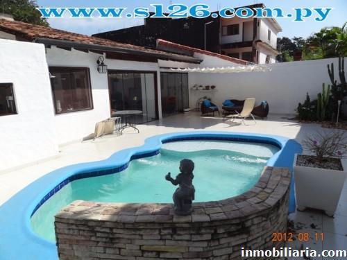 Hermosa Casa En Lambare - Zona Canal 13