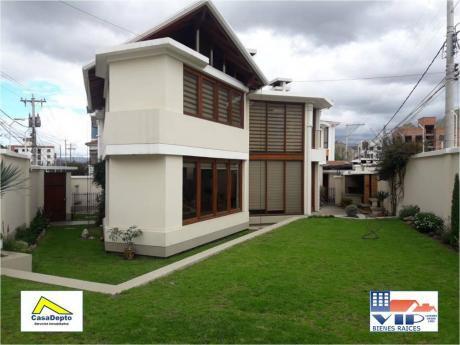 Código 11995, Irpavi, Casa En Venta, La Paz, Bolivia