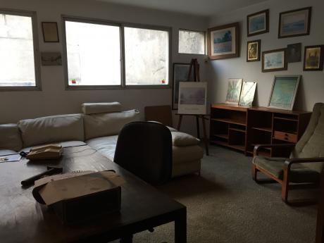 18 De Julio Y Ejido Monoambiente De 40 M2 Posible 1 Dormitorio Coc Definida
