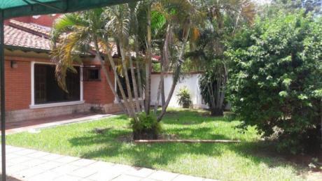 Alquilo Casa De 4 Dormitorios Con Piscina En San Lorenzo Zona Pinedo