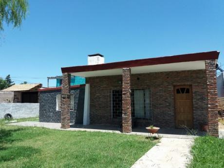 Id 10852 - Casa De 3 Dormitorios  S. J. Carrasco Norte