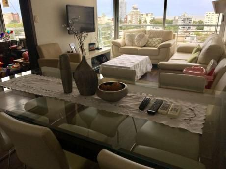 Moderno Apartamento Sobre 21 De Setiembre!!!