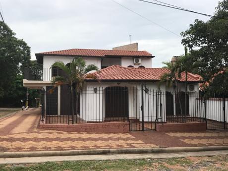 Vendo Casa En Zona Felix Bogado