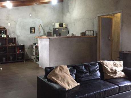 Casa En Gran Terreno Reciclada - Pinamar