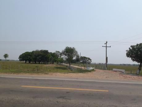Propiedad Ganadera En Venta Entre Montero Camino  A Mineros