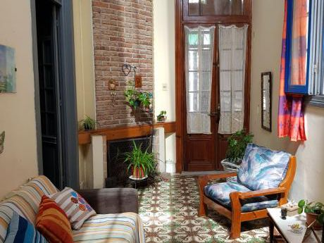 Ref K113, Casa Al Frente, 2 Dormitorios, Patio