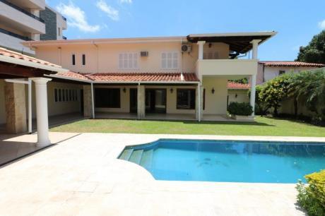 Vendo O Alquilo Residencia Con 5 Dormitorios, Bo Manorá
