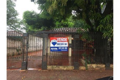 Vendo Casa Con Amplio Terreno En San Lorenzo