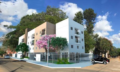 2 Dormitorios C/ Balcon - Edificio Alborada (fdo. De Mora - Zona Norte)