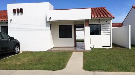 Casa A Estrenar En Alquiler Condominio Fontana La Riviera 1
