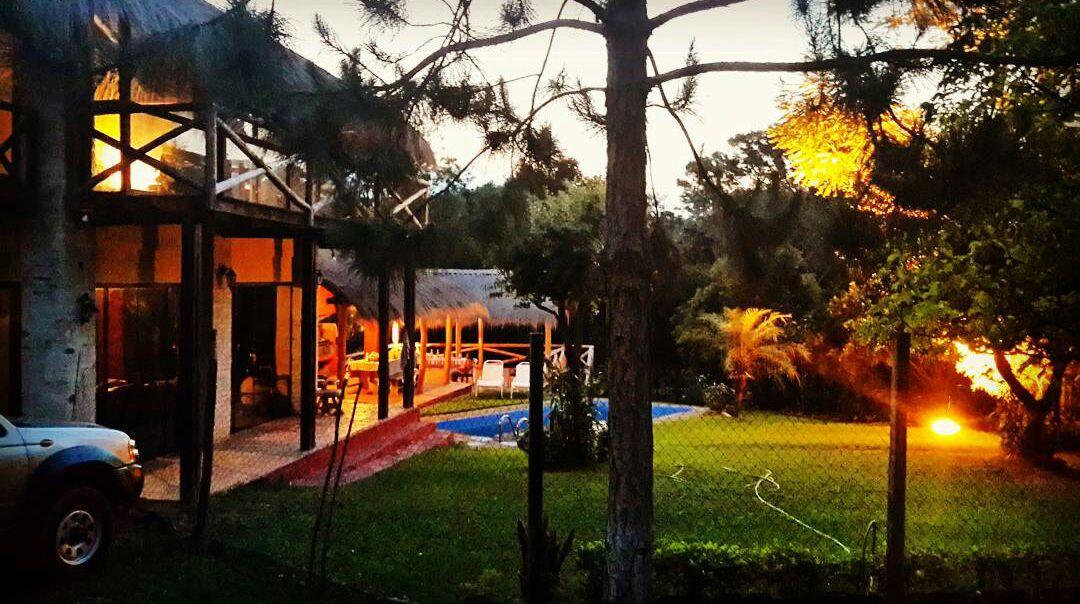 Hermosa Casa Quinta En Cordillera, Pasando Caacupe