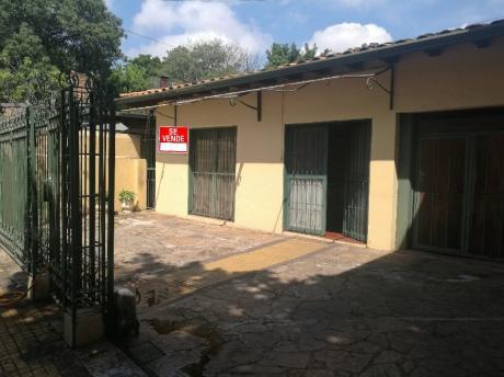 Casa En Venta En Muy Buen Estado Zona Asuncion - Icua Sati