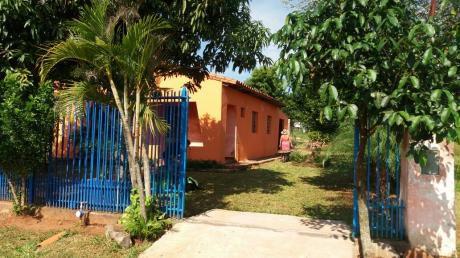 Vendo Casa En J.a. Saldivar