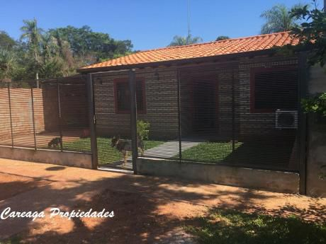 Casa Nueva Recien Terminada Ruta II Km 26 Itaugua