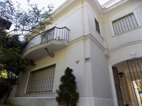 Hermosa Pronta Para Entrar Estilo Frances Proximo A Embajada De Italia