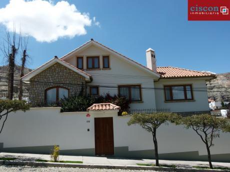Casa En Venta, Calacoto