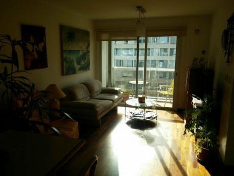 Alquiler 1 Dormitorio En Punta Carretas Con Garage