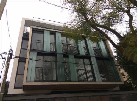 Penthouse A Estrenar En Punta Carretas - Terraza Exclusiva Con Parrillero