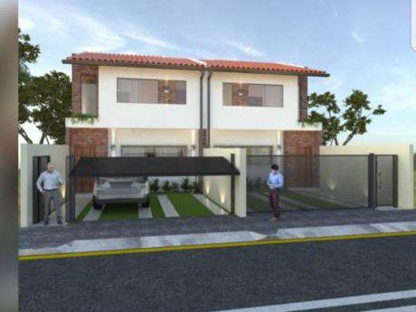Vendo Duplex A Estrenar En Lambaré, Camino Al Yacht (zona Perón)