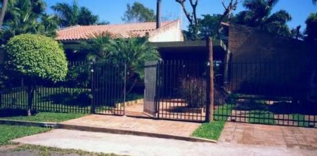 Vendo Casa En Barrio Cerrado Surubi´I. Mariano Roque Alonso