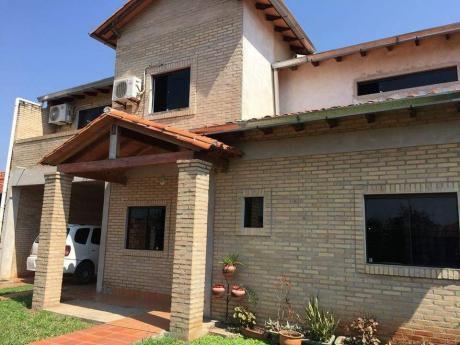 Vendo Amplia Casa Semi Nueva ( A Finalizacion) San Lorenzo