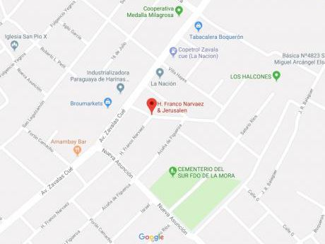 Vendo Deposito En Fernando De Mora Zona Sur