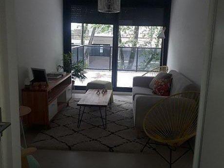 Apartamento De Dos Dormitorios Con Gran Terraza