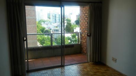 Apartamento 1 Dormitorio, 1 Baño, Cocina Definida, Terrazas