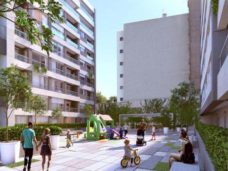 Apartamento Monambiente En El Cordon 18 De Julio
