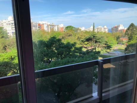 Vista Al Parque Villa Biarritz