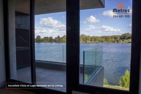 Espectacular Vista Panorámica Al Lago