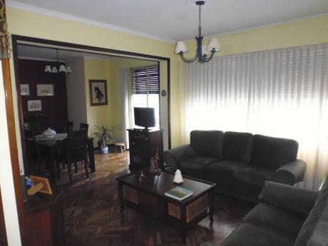 Venta Apartamento Cordon 3 Dormitorios Estar Servicio Garaje