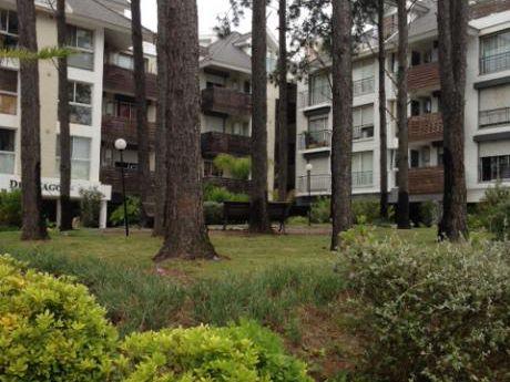 Venta Apartamento 2 Dormitorios Con Jardín - Barrio Cerrado Haras Del Lago