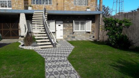 Hermosa Casa, Malvin Norte, 2 Dorm, Jardin Y Patio, Estufa Leña, Cochera!