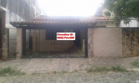 Oferta--en Barrio Jara--solo:980.000.000 Gs Vendo Casa !! 12 X 35 420 M2