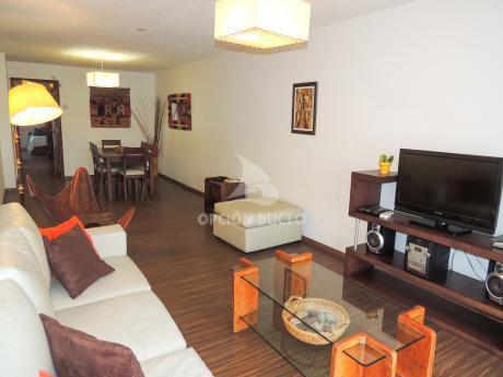 Apartamento En Alquiler Temporal En Puerto De Buceo 2 Dormitorios