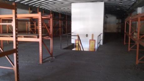 Venta Y Alquiler De Local Industrial En Palermo