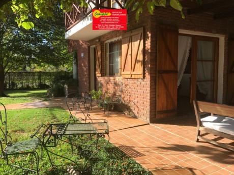 4 Dormitorios - A 1 De La Playa Brava- Inmobiliaria Calipso