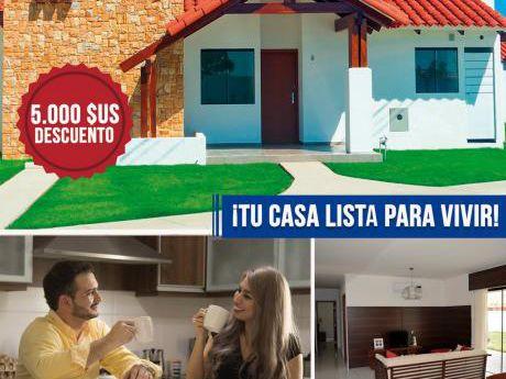 Hermosisima Casa A Estrenar