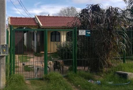 2 Casas En Un Solo Terreno Con Fondo