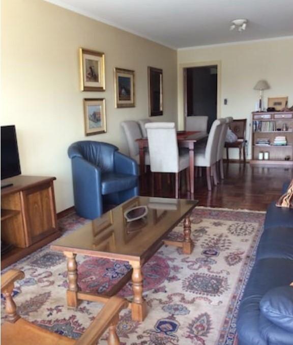 Apto De 3 Dormitorios En Alquiler C/ Muebles