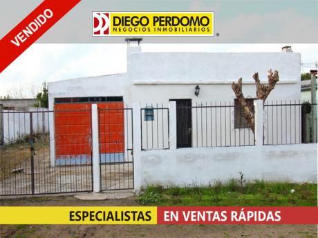 Casa En Venta, 2 Dormitorios - San José De Mayo