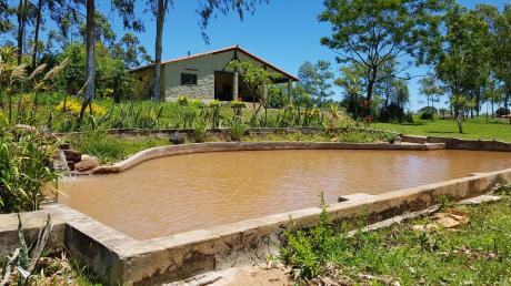Vendo Hermosa Quinta En San Roque Gonzalez -dpto De Paraguari