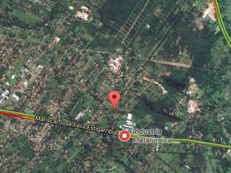 Vendo Terreno En Itaugua Km 30 Ruta 2