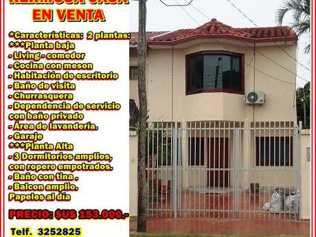 Preciosa Casa En Venta En Zona Norte (153.000 $us)