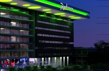 En Alquiler Lujosa Habitación Standard En El Hotel Radisson