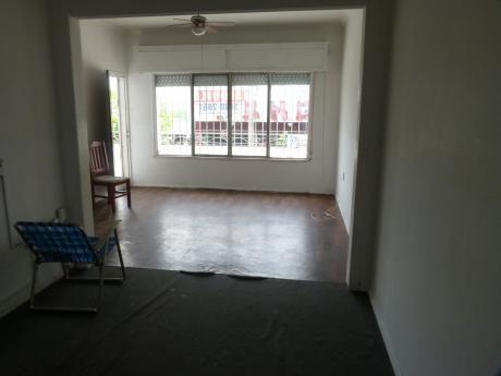 Apartamento 3 Dormitorios Con Terraza En Union