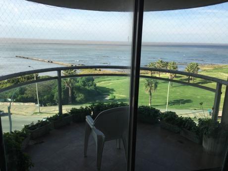 Venta Apartamento Punta Carretas 3 Dormitorios Y Garage 2 Autos