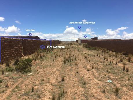 Terreno En Venta, 1500m2 Mazocruz